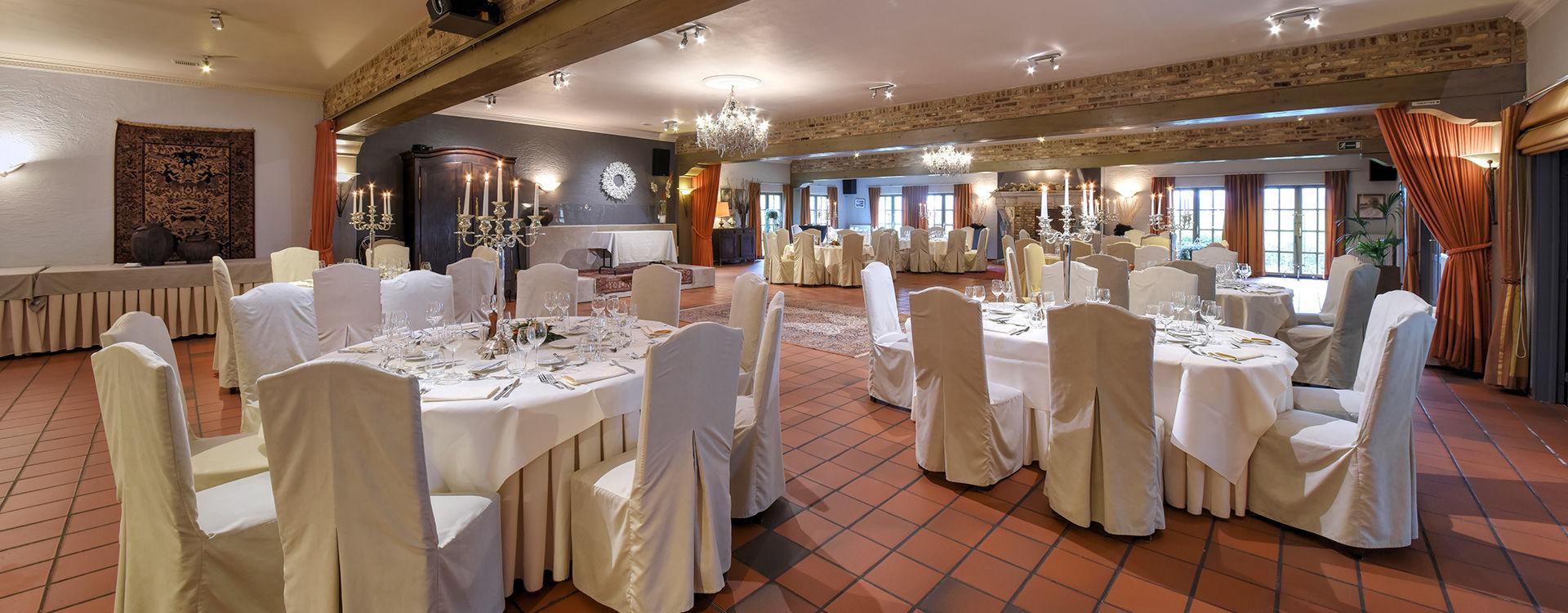Salles de banquets - Ter Biest